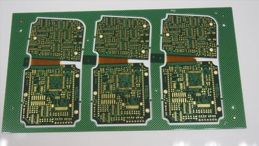 China FR4 Double Sided Printed Circuit Board Rigid Flex Board For Consumer Electronics FPC supplier