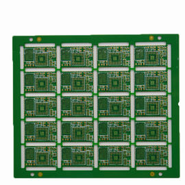 China Fr4 1.0mm BGA 2 Layer PCB Board Immersion Gold  PCB With UL Certificate supplier
