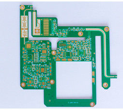 China Power Supply 2 Layer FR4 Double Sided PCB Assembly Services Gold Immersion 1.6mm supplier