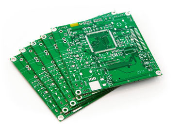 China OEM FR 4 Double Sided PCB Fabrication 2 Layer Circuit Board 5 Oz Immersion Silver supplier