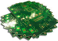 China 2 Layer Double Side PCB Board Gold Plating For Industry Control System factory