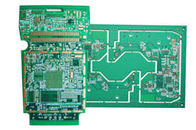 Good Quality FR4 PCB Board & High Frenquency FR 4 Quick Turn PCB Prototypes Halogen Free 0.4-5.0mm Thickness on sale