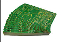 China Green Immersion Gold Four Layer PCB Vith Blind Buried Vias ISO 9001 Approved company