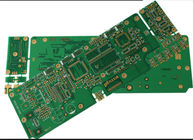 China High Tg170 Multilayer Rigid PCB Board With Big Dimension Chem Au / Ni Surface Finished factory