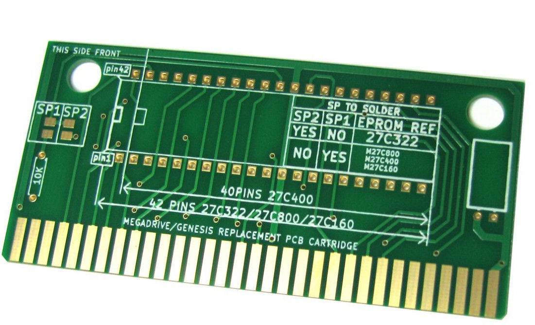 1 OZ FR4 3 5 Mil Double Sided Circuit Board Two Layer PCB