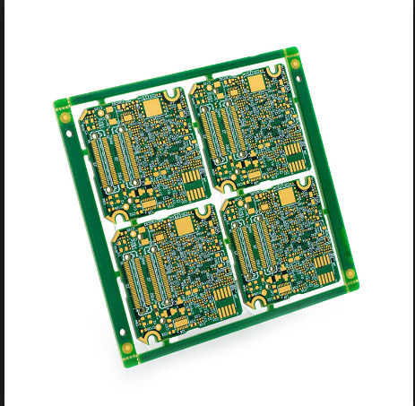 1OZ Green Solder Mask Multilayer Impedance Control PCB 1 6MM Thickness