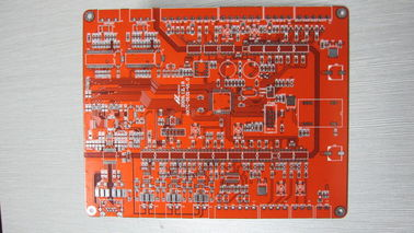 High Tg FR4 8 Layer Impedance Control PCB With 0.2mm Minimum Via Diameter