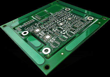 Square Tg150 2 Layer Pcb Board Assembly Fr4 Circuit Board 3.2 mm Thickness