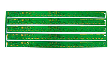 0.2mm Security Copper Circuit Board 4 Mil Four Layer PCB Assembly Services